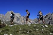 Escursione sul Catinaccio